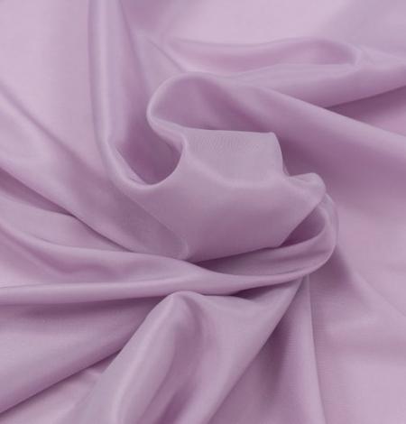 Lilac Brunelli viscose with elastane lining fabric . Photo 4
