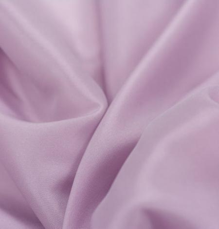 Lilac Brunelli viscose with elastane lining fabric . Photo 7
