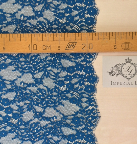 Turquoise Lace Trim. Photo 5