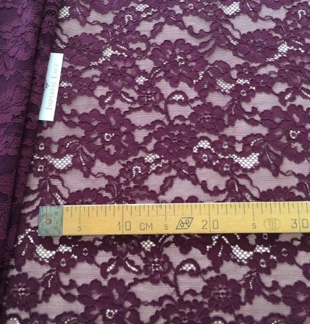 Lilac lase fabric. Photo 6