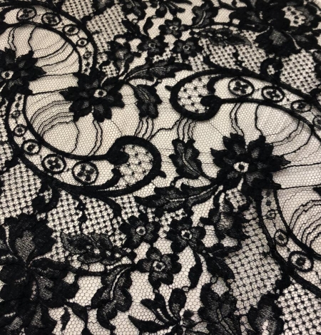 Black Solstiss lace trim. Photo 2