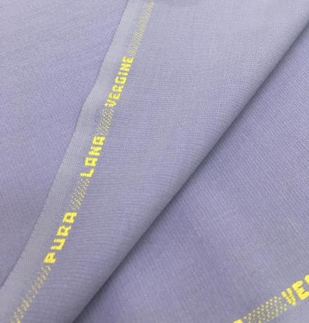 Lilac wool fabric. Photo 9