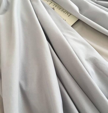Gray lycra fabric. Photo 4
