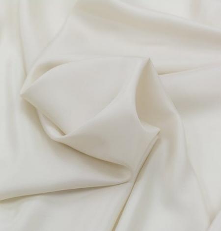 Beige silk lining fabric . Photo 5