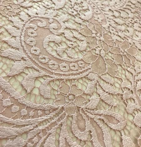 Powder lace fabric. Photo 3