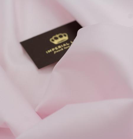 Light pink cotton fabric. Photo 5