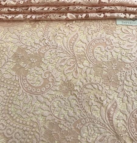 Powder lace fabric. Photo 5