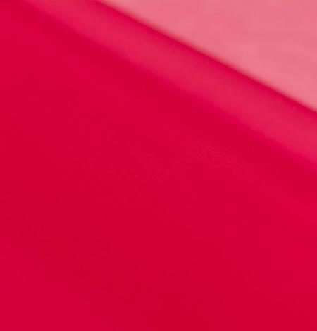 Fuchsia pink silk organza fabric. Photo 3