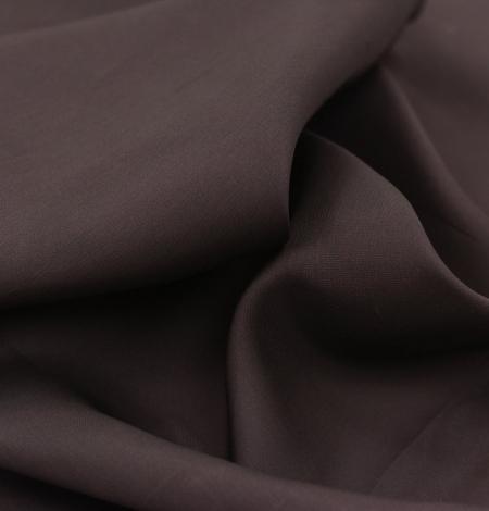 Brown gazar fabric . Photo 5