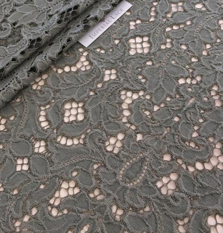 Khaki lace. Photo 4
