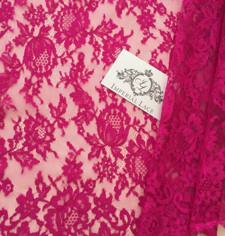 Pink French Lace. Photo 1