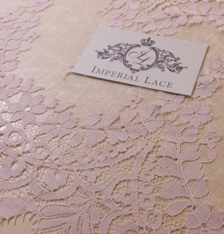 Light Powder Lace Trim. Photo 1