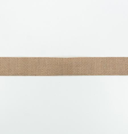 Brown lana wool ribbon . Photo 7