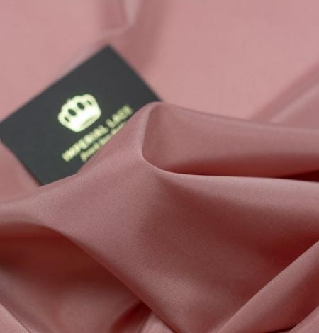 Berry pink Brunello lining fabric. Photo 2