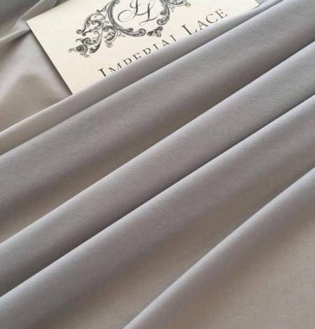 Gray lycra fabric. Photo 1