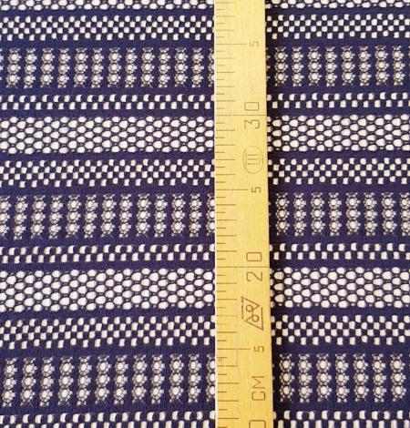 Purple lace fabric. Photo 7
