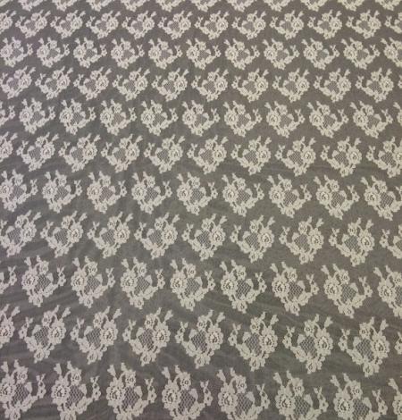 Nude lace fabric. Photo 3