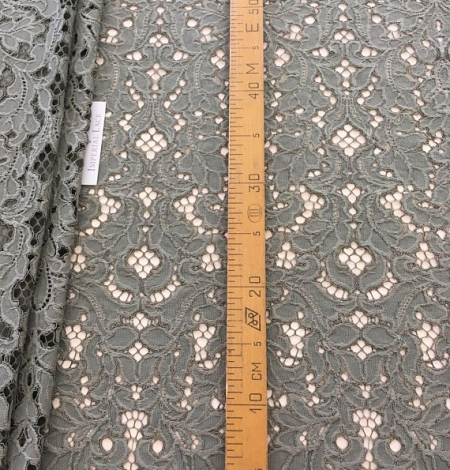 Khaki lace. Photo 6