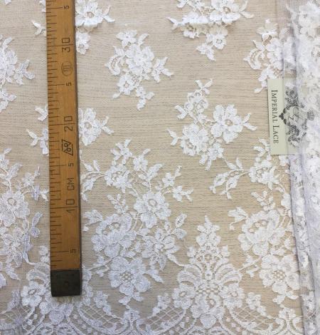 White lace fabric. Photo 10