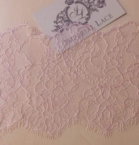 Light pink Lace Trim. Photo 2