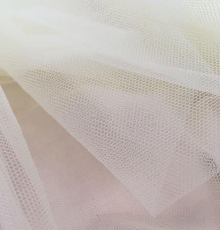 Citrus yellow tulle fabric. Photo 7