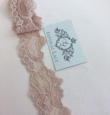 Nude lace trim. Photo 1