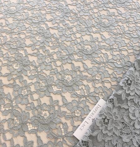 Pistachio lace fabric. Photo 3