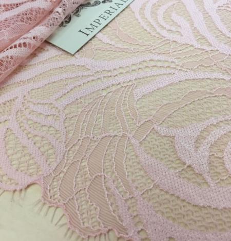 Light pink lace trim. Photo 3