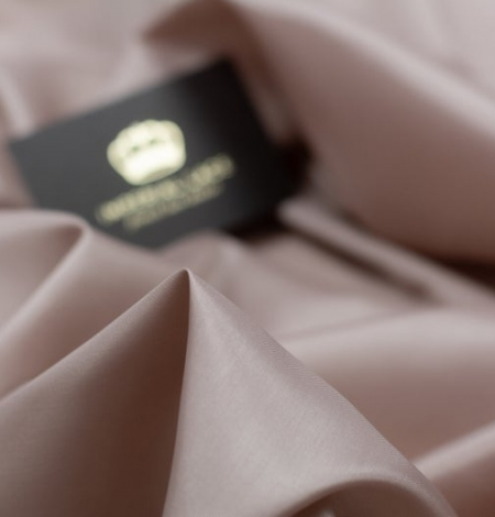 Wafting grey with beige shade lining fabric. Photo 1