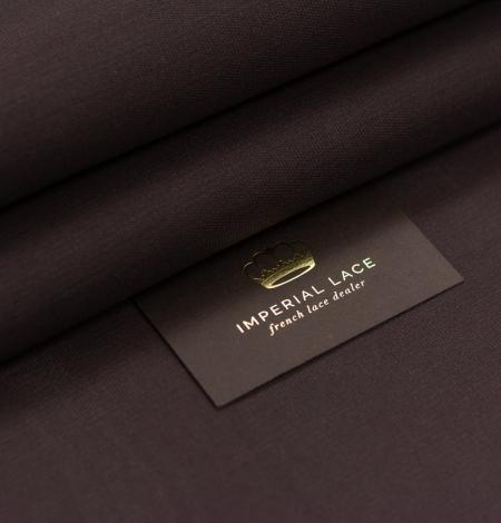 Brown gazar fabric . Photo 1