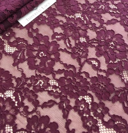 Lilac lase fabric. Photo 2