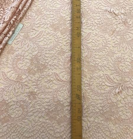 Powder lace fabric. Photo 7