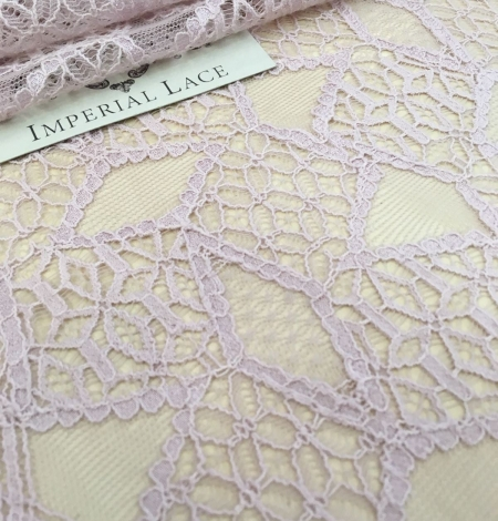 Light purple Lace trim. Photo 1