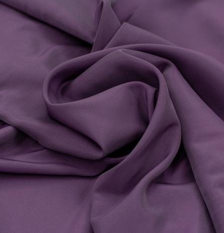 Lilac Brunelli viscose with elastane lining fabric . Photo 2