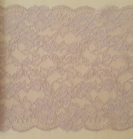 Caffe Latte Lace Trim. Photo 4