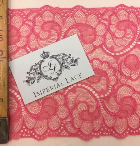 Raspberry Pink lace trim. Photo 4